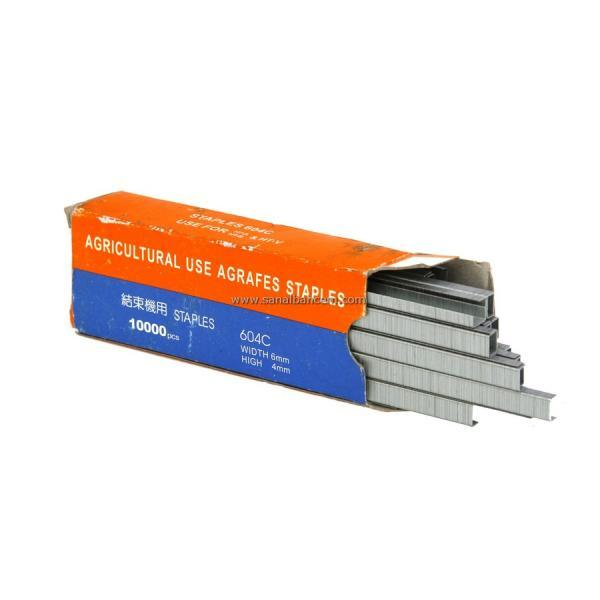 Staples for Hand Binder