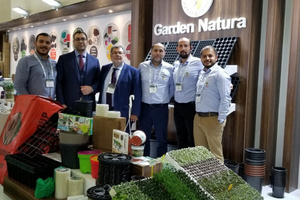 GROWTECH ANTALYA 28 Kasım- 01 Aralık 2018 Garden Natura