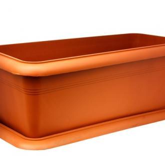 Plastic Decorative Pots