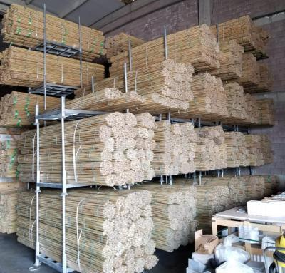 OUR NEW PALLETS FOR BAMBOO STICKS ARE USING NOW