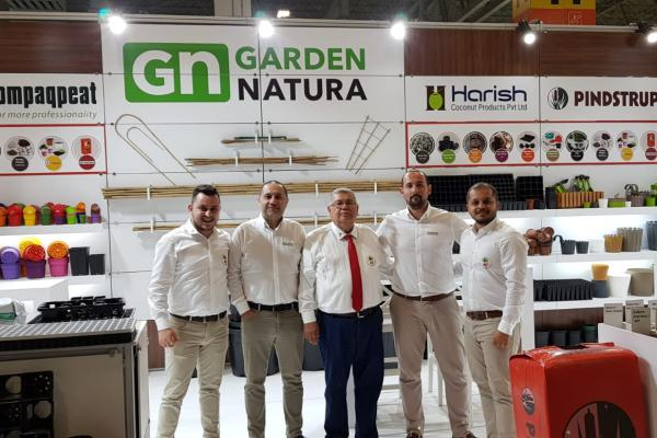 GARDEN NATURA - FLOWER SHOW ISTANBUL - 2019
